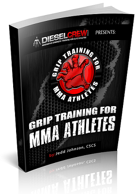Grip Training For Mma Athletes