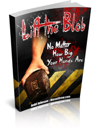 how to train to lift the blob