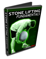 how to do strongman atlas stone training