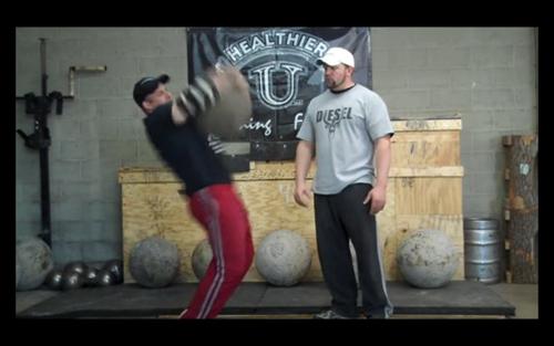 Intro to Strongman Training | Functional Strength Training
