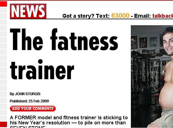 fat-trainer