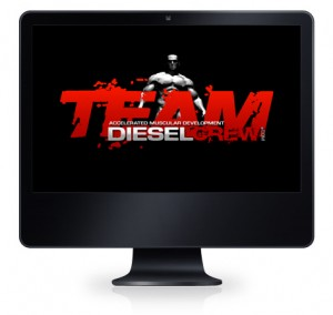 team-diesel-muscle-building-membership-site