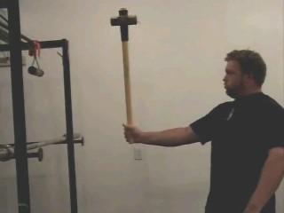 hammer vertical