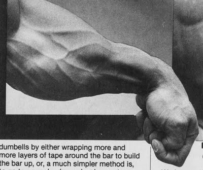big-forearm-training