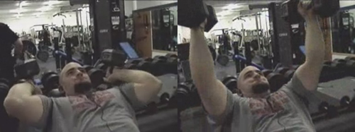 tricep-workouts-dumbbell-extensions