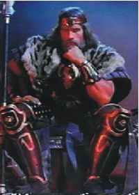 New Conan the Barbarian movie - R/C Tech Forums Conan The Destroyer Throne