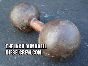 the inch dumbbell