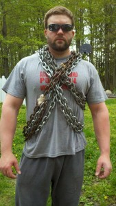 jedd chains pre run