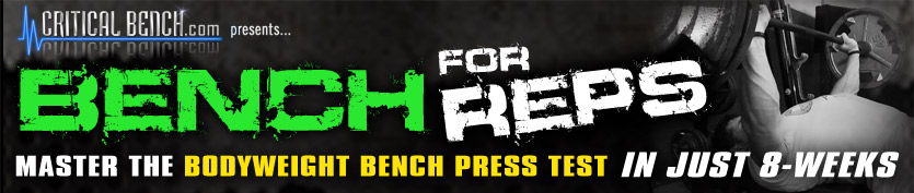 bench-for-reps