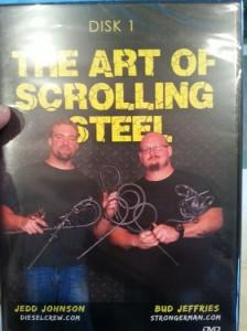 art-scrolling-steel-dvd