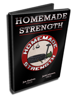 home made strength training equipment
