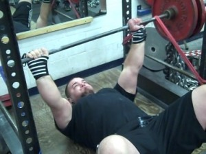 How to Bench Press - Diesel SC
