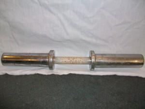 loadable dumbbell handles