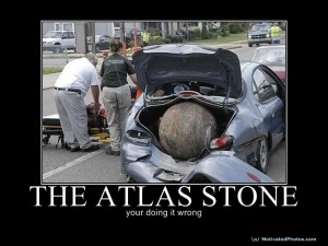 atlas stone training