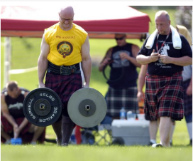 brent barbe husafell stone grip highland games strongman